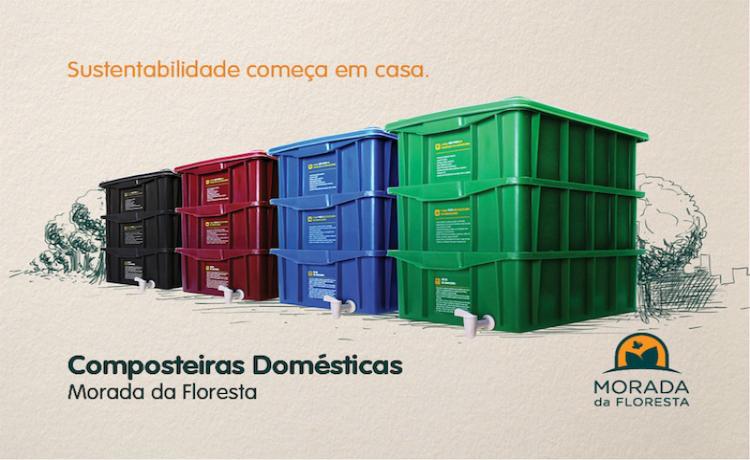 composteiras domésticas