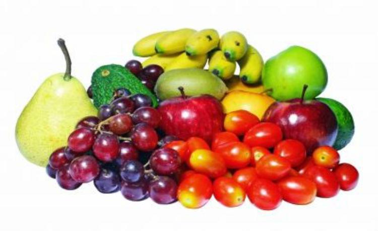 Frutas sortidas