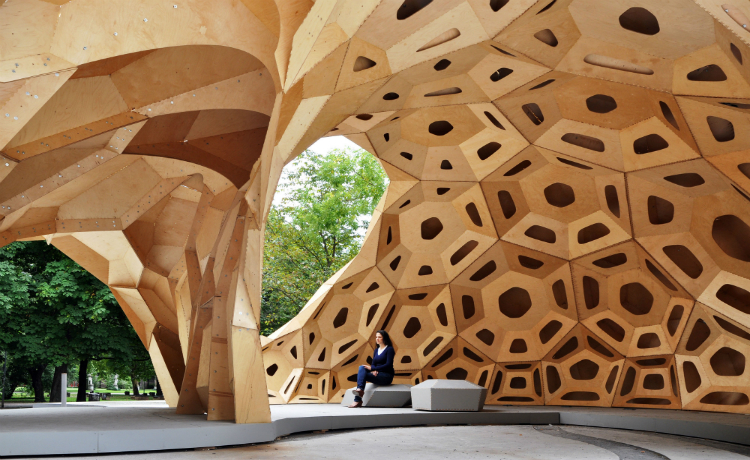 biomimetica arquitetura