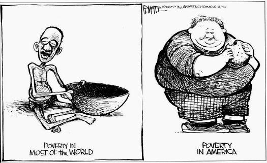 Fome e obesidade
