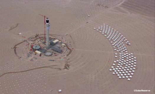 Estação solar