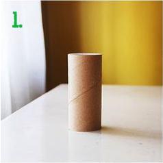 Rolo de papel higiênico