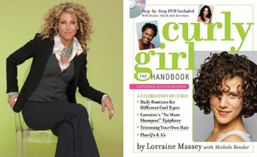 Capa do livro Curly Girl: the Handbook