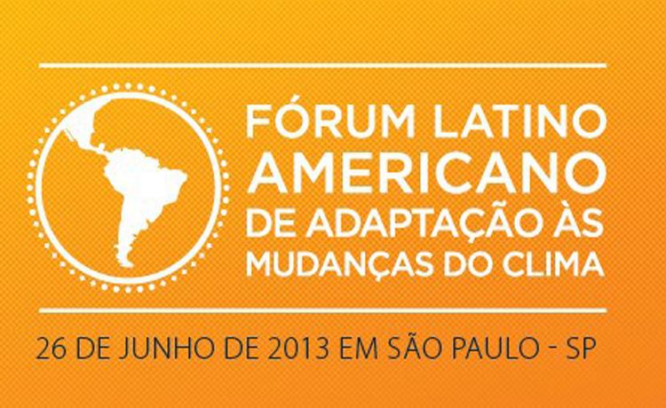 Fórum Latino Americano de Adaptação às Mudanças do Clima