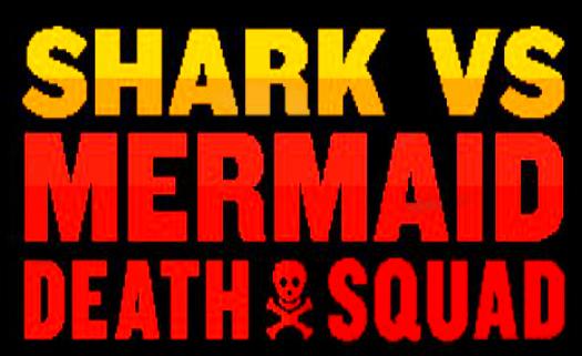 Shark VS MERMAID