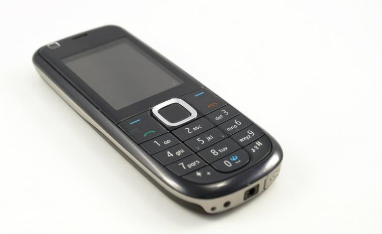 Aparelho de celular antigo